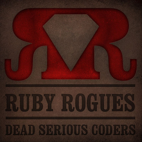 The Ruby Rogues Show logo