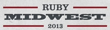 Ruby Midwest 2013 logo