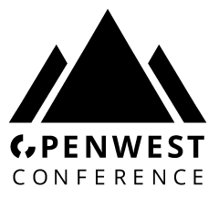 Open West Conference logo